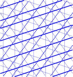 penrose fibonacci