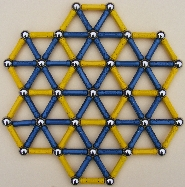 triangulated hexagons